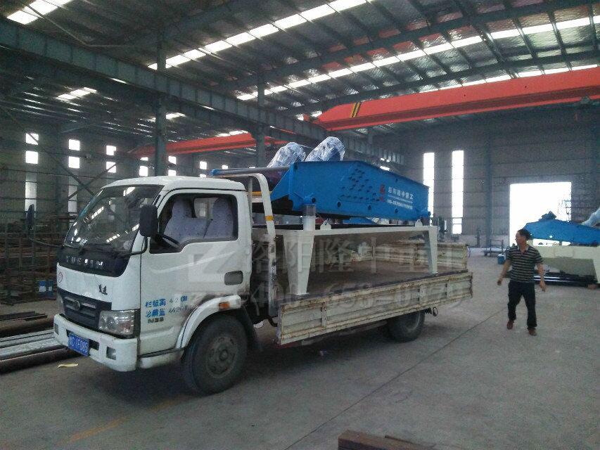 广东客户定制脱水筛发货