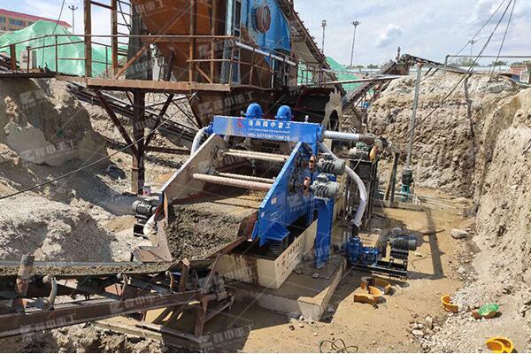 新型高频振动脱水筛在处理煤泥脱水回收方面的优点
